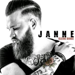 CD ALBUM Kleine Dinge von JANNE